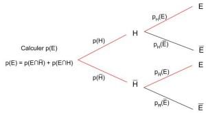 Arbre - Probabilité conditionnelle 2