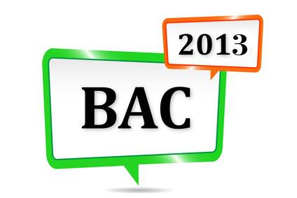 Corrigés BAC de philosophie 2013