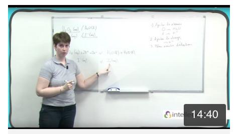 cours de physique chimie en vidéos