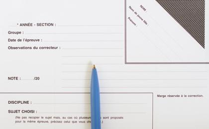 documents à apporter le jour du bac