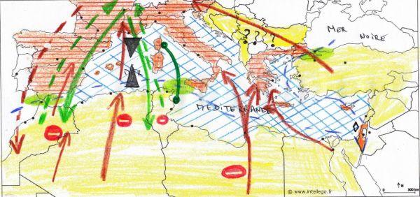 CORRIGE-croquis-GEO-BAC-espace-mediterraneen