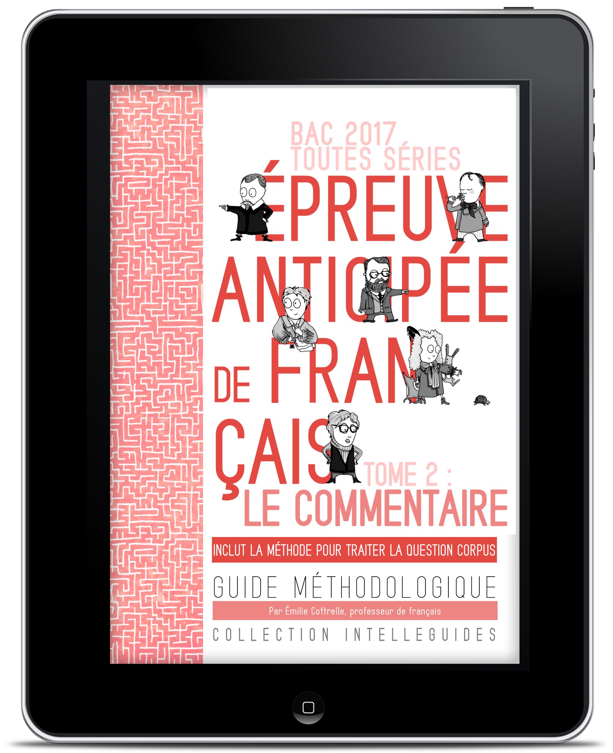 Comment faire un commentaire de texte pour le BAC de français