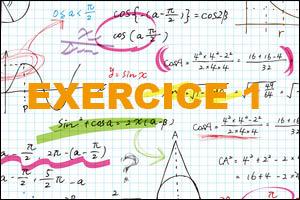 Corrigé exercice 1 BAC STG mercatique CFE GSI 2013 maths