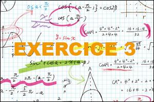 Corrigé exercice 3 BAC STG CGRH maths